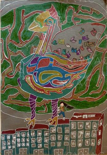梁修翊 Xiuyi Liang – Age 8 – China – Available
